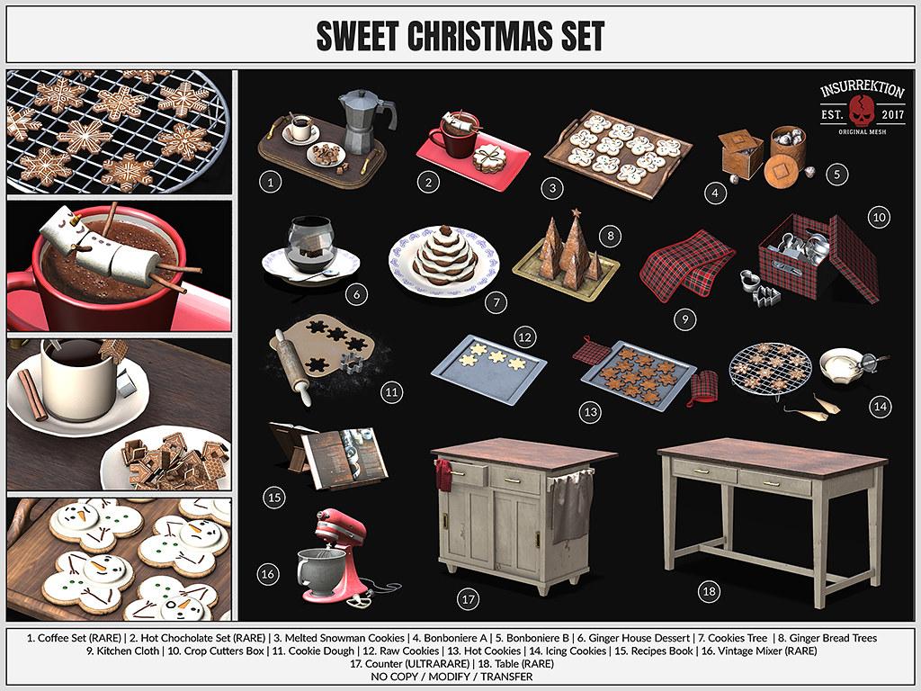 [IK] Sweet Christmas