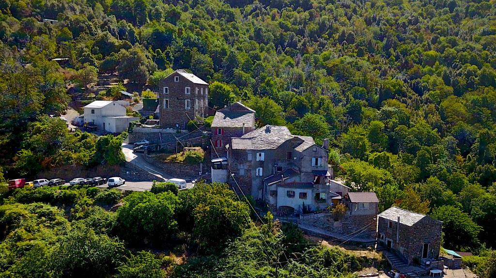 Monte - Castagniccia