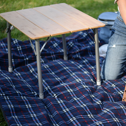 Beckworth Portable Folding Table