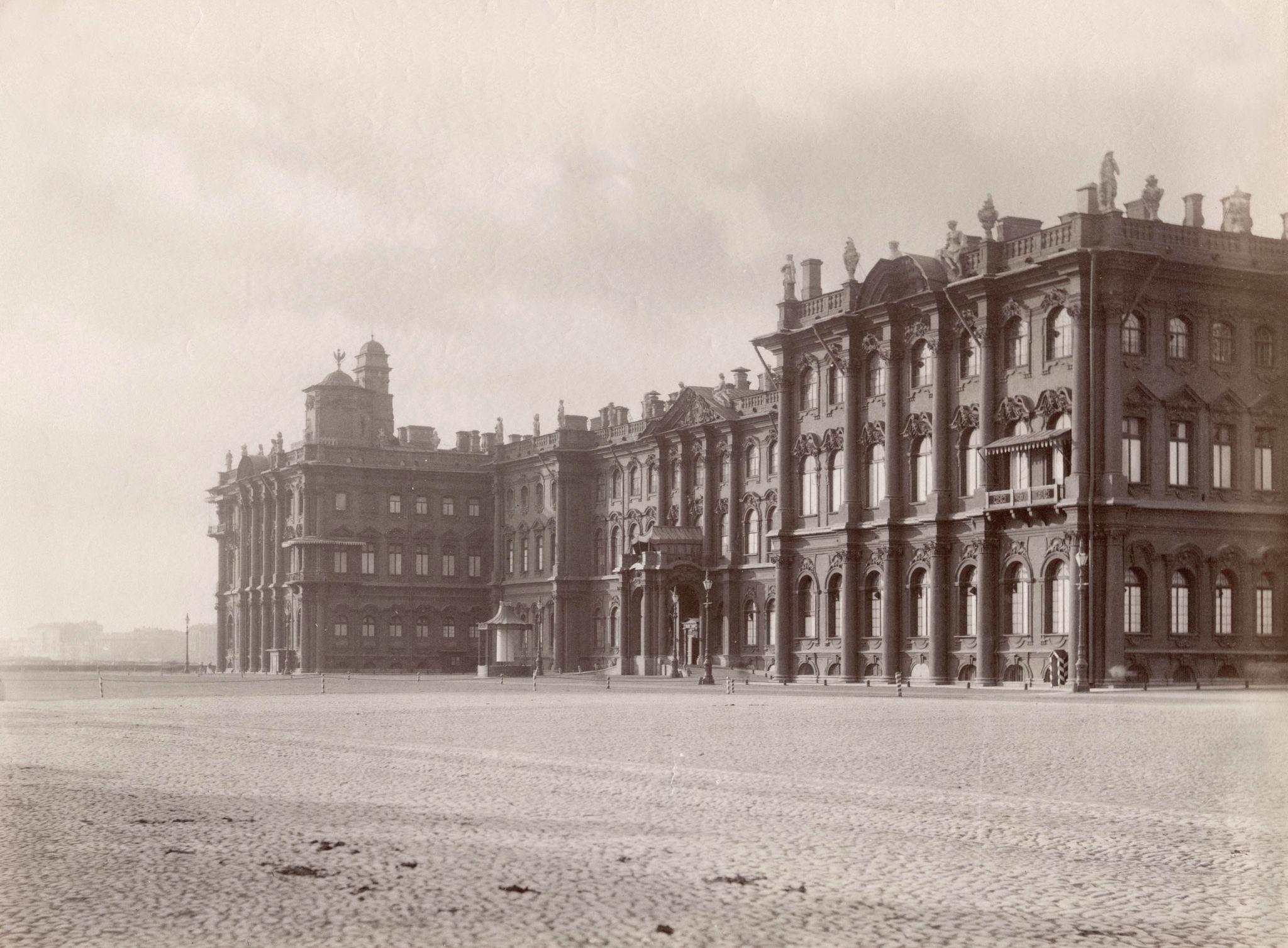Зимний дворец. 1888