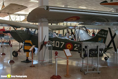 L.12-2-407-2---22426---Spanish-Air-Force---Cessna-O-1A-Bird-Dog---Madrid---181007---Steven-Gray---IMG_2153-watermarked