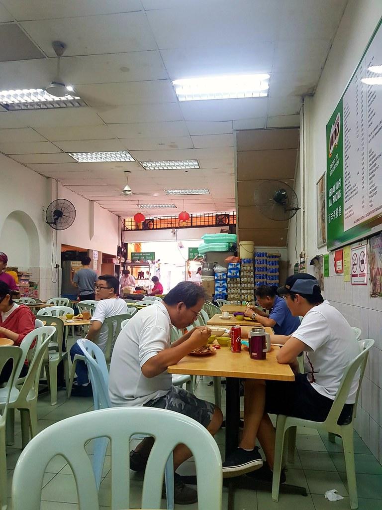 @ 丽丰茶餐室 Kedai Kopi Lai Foong in KL Jalan Tun H.S.Lee