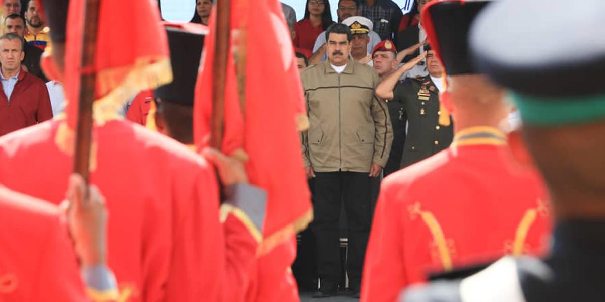 Presidente Nicolás Maduro participó en el homenaje al comandante Chávez a 6 años de su siembra