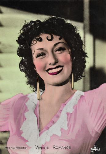 Viviane Romance in Naples au baiser de feu (1937)