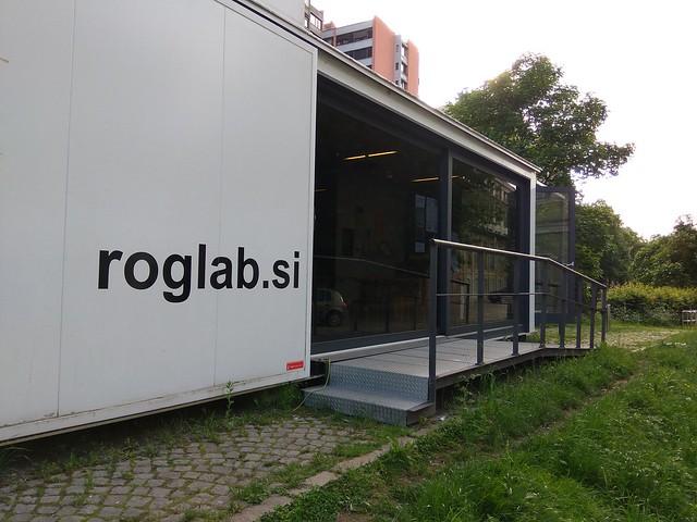 Visiting RogLab Ljubljana