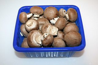 03 - Zutat Pilze / Ingredient mushrooms