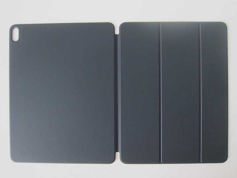 Apple iPad Pro 12.9-inch (3rd Generation) Smart Folio (Charcoal Grey) - Outside
