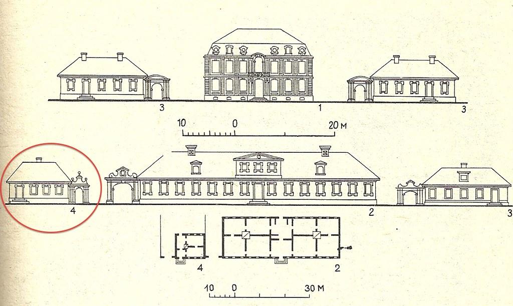 серия типовых домов трезини