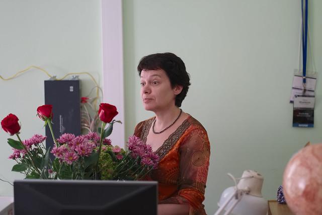 Elena Glushko, SAI MSU