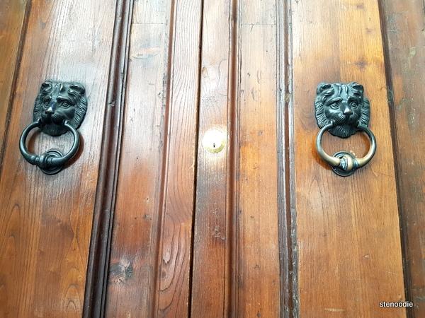 Boboli Gardens Mini Loft front door