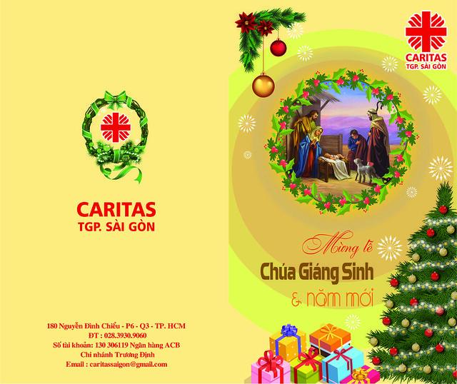 Caritas TGP Sài Gòn Tổ chức LỄ Hội Giáng Sinh 2018