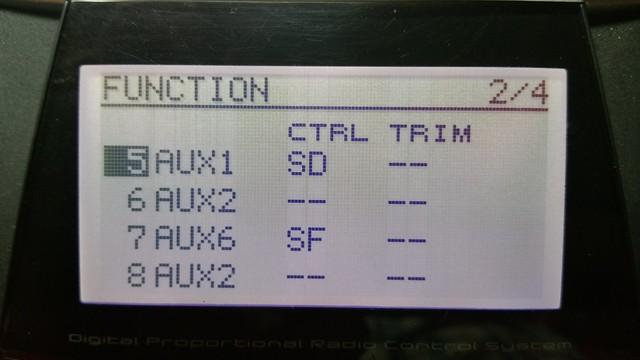 P125 Gyro - Function