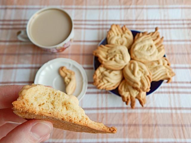 Печенье домашнее по рецепту из Книги о вкусной и здоровой пище | HoroshoGromko.ru
