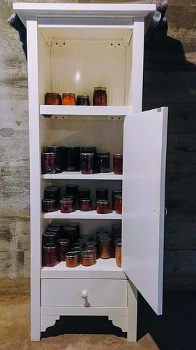 The Canning Cabinet in November