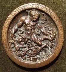 Richard Adolf Zutt Hydra medal