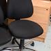 Swivel chairs no arms E40