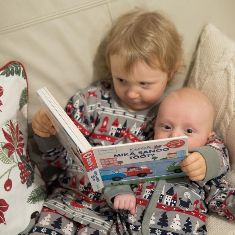 Oppi&ilo sisarukset 2