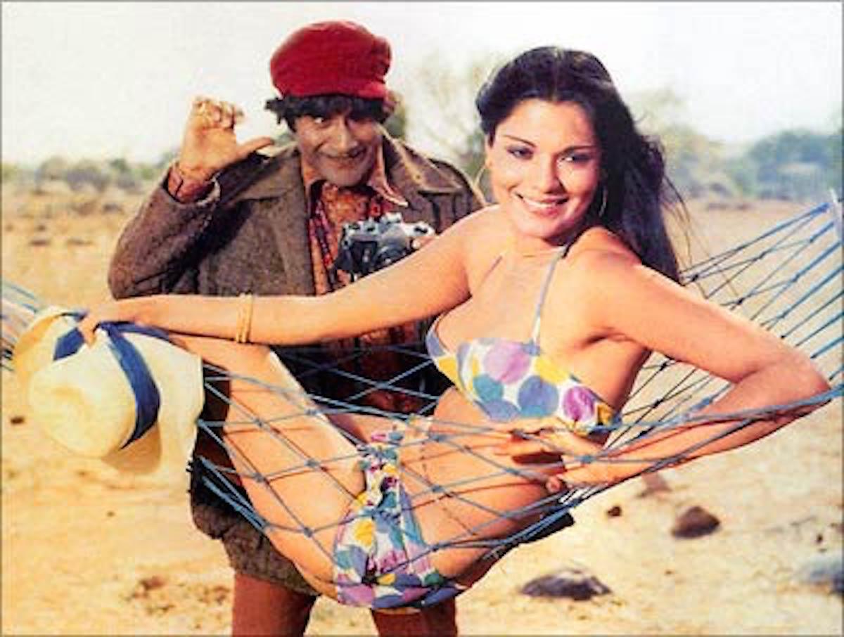 Bikini Evolution - Bollywood actress in Bikini or Swimwear (1)