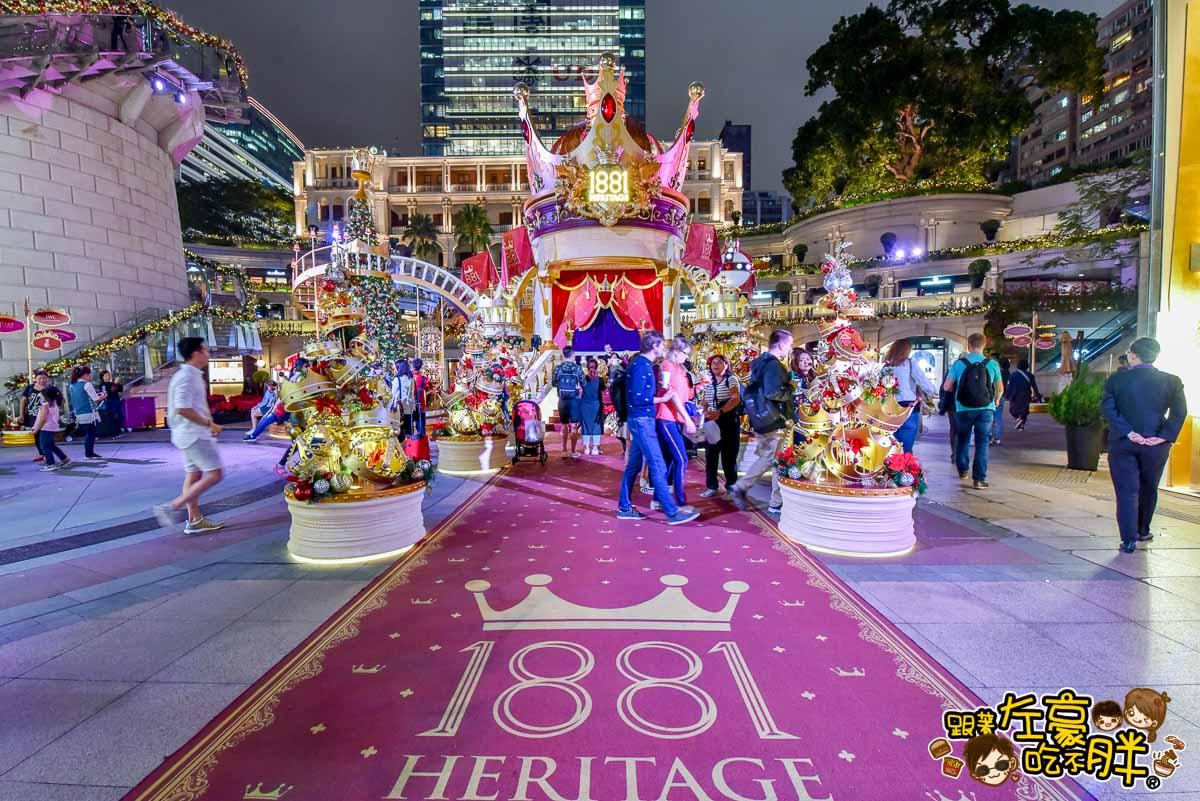香港聖誕節 尖沙咀海港城聖誕裝飾-57