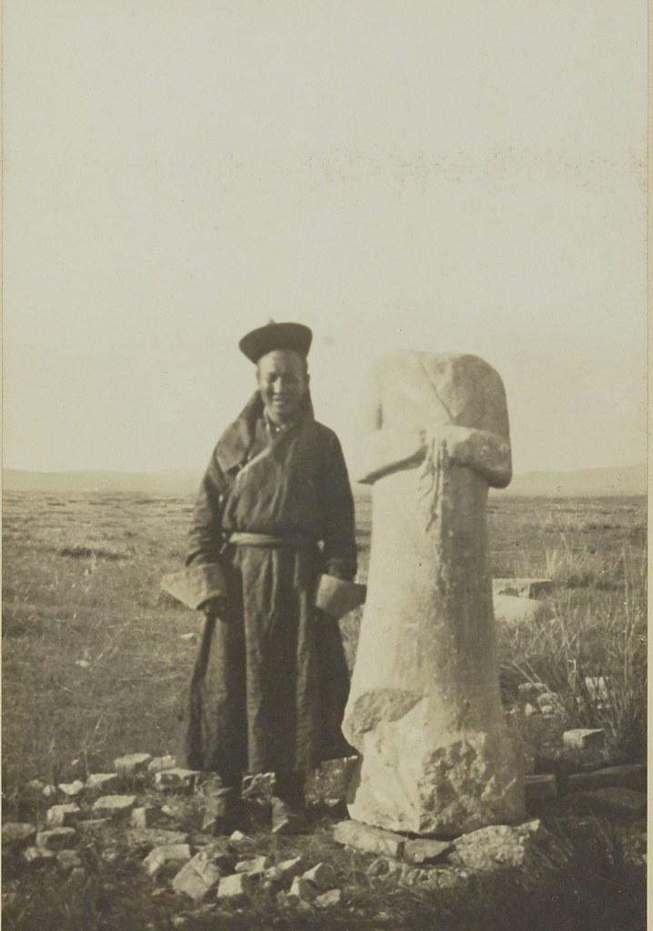 30. Черепаха, служившая основой для статуи Кюль-тегина. 11 июля