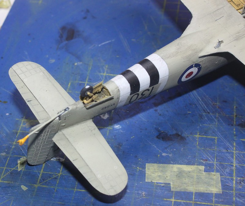 Hawker Sea Fury FB.11, Airfix 1/48 - Sida 5 45496904765_418bb0163f_c