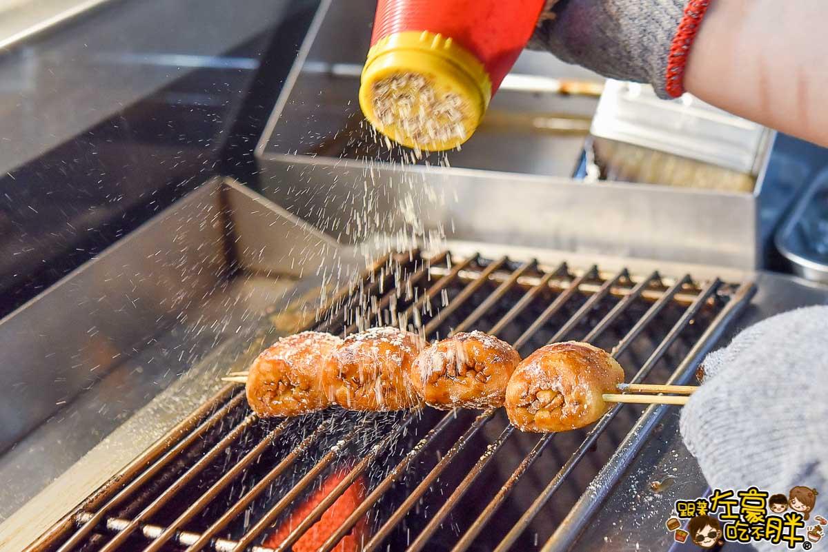 上榮新疆烤肉串左營店-35