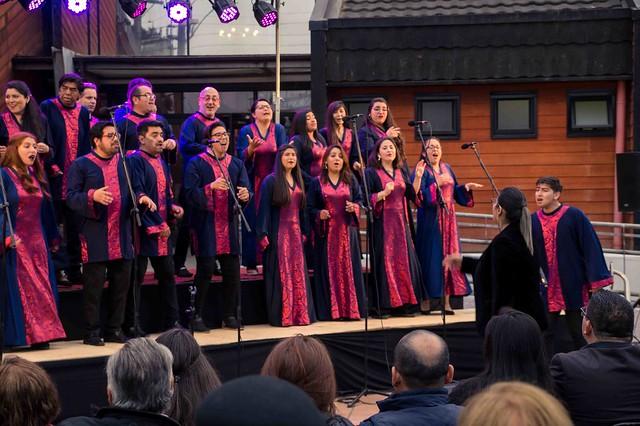 Concierto Chile Gospel
