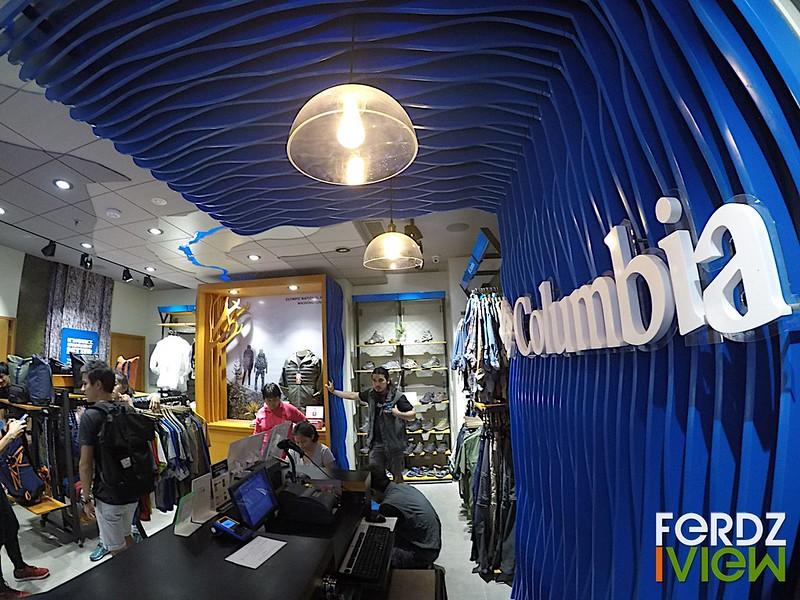 Columbia Sportswear PH