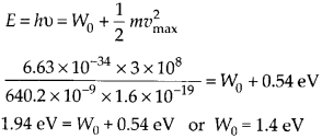 NCERT Solutions for Class 12 Physics Chapter 11 Dual Nature of Radiation and Matter 48