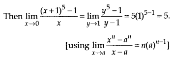 NCERT Solutions for Class 11 Maths Chapter 13 Limits and Derivatives 13