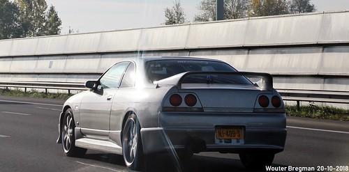 Nissan Skyline R33 1996