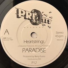 PARADISE:HEARTSTRINGS(LABEL SIDE-A)