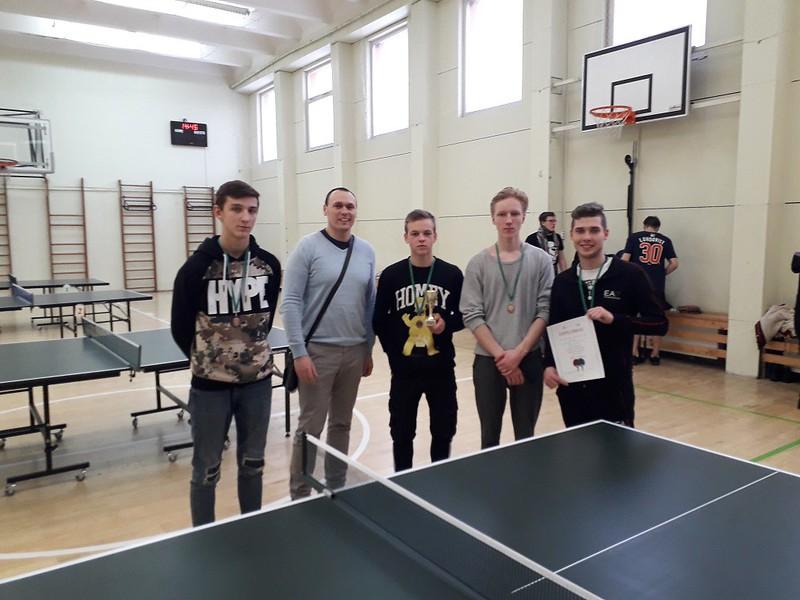 Mokinių varžybos
