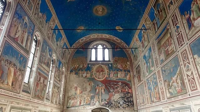 Cappella degli Scrovegni [Affreschi di Giotto], Padova
