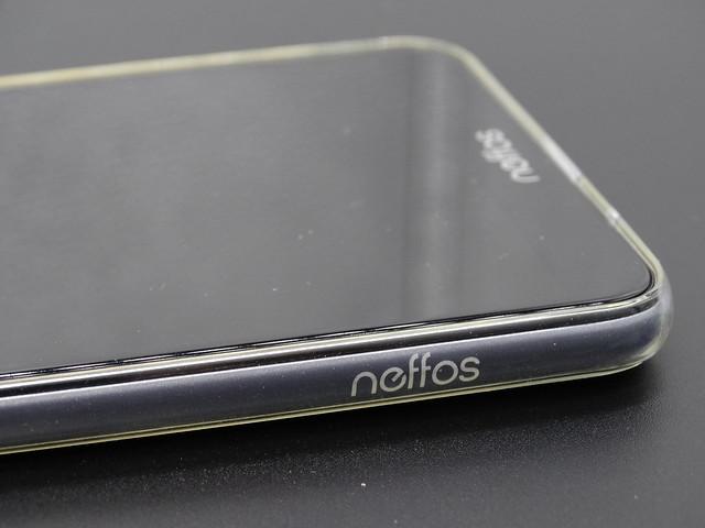Neffos C9 Смартфон с бампером