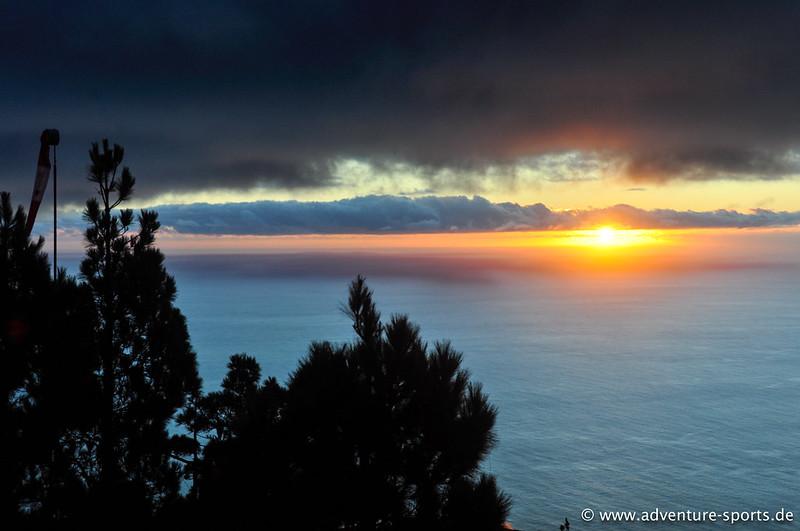 La Palma Gleitschirmreise 2018