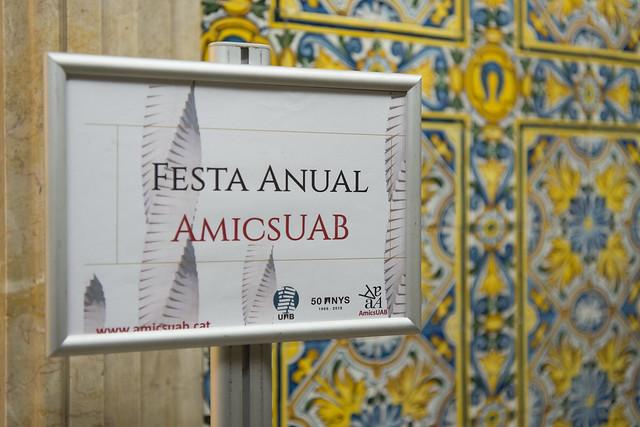 Festa Anual Amics 2018