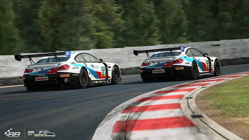 RaceRoom 2018 ADAC GT Update BMW M6 GT3 Twins
