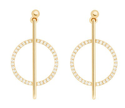 venus-earrings-gold-double_1