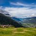 Dorf in den Alpen3 by luna3884