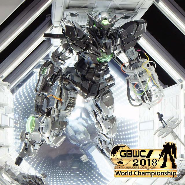 鋼彈模型製作家全球盃『GUNPLA BUILDERS WORLD CUP 2018』決選結果出爐!