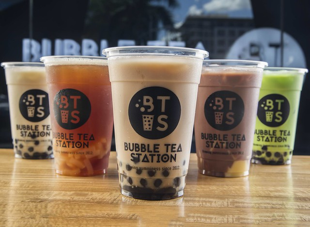 foodpanda - HoliDeals Bubble Tea Station