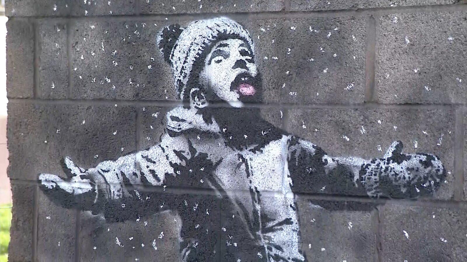 Banksy, Port Talbot