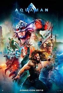 《水行俠》26個彩蛋解析電影與漫畫原作的對比分析!神秘的亞特蘭提斯究竟藏有多少祕密?