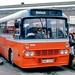 Highland Scottish: BA13 (EWS137D) loading in Inverness Bus Station