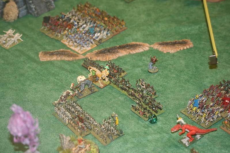 [4000 - Orcs+HL vs Khemri] La bataille des pyramides noires 46466201685_d71c5081b3_c