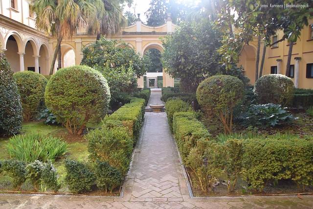 Sevillan Alcázar