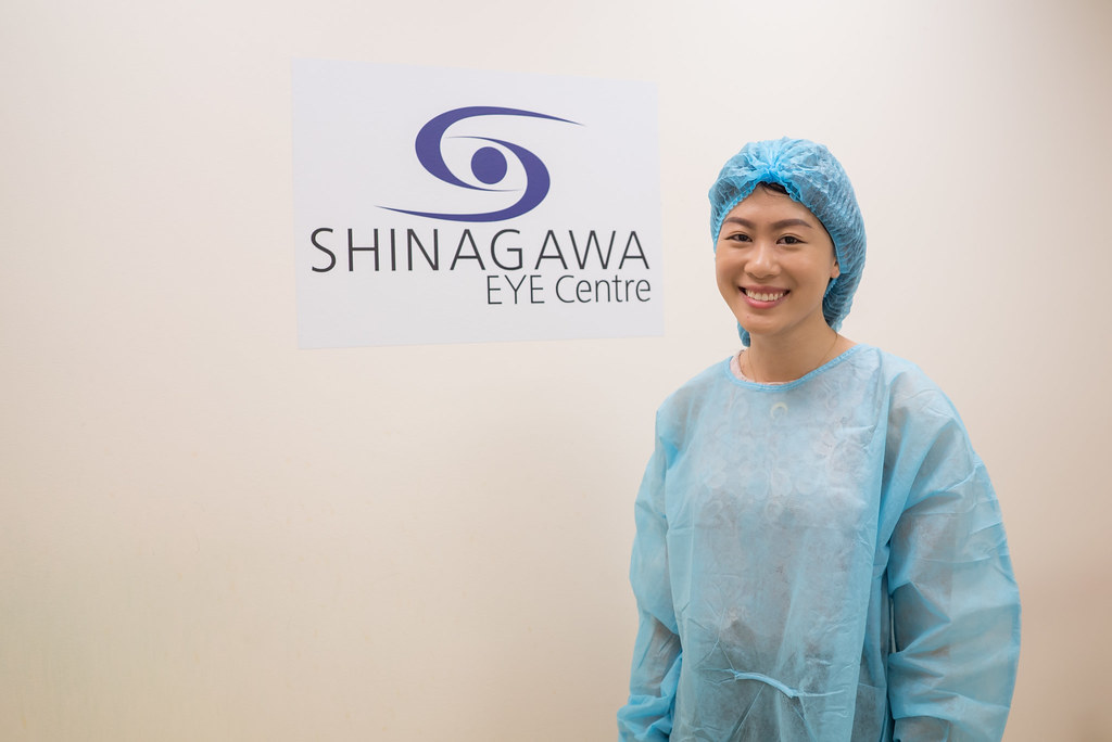 LASIK with Shinagawa Eye Centre