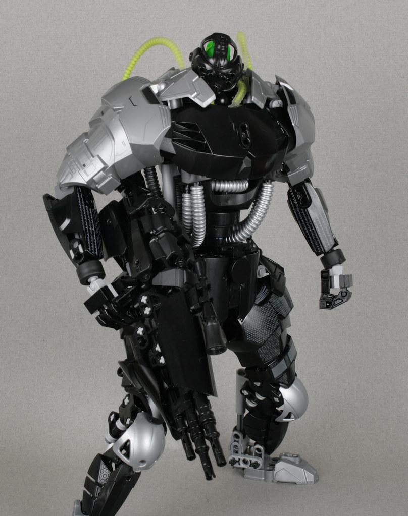 Carbonfibre Commando
