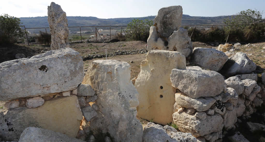 UNESCO Werelderfgoed Malta: Ta Hagrat tempels | Malta & Gozo